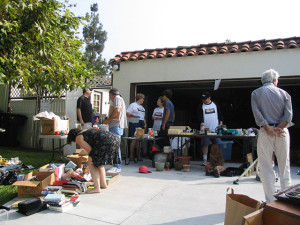 HLAA-LA Garage Sale